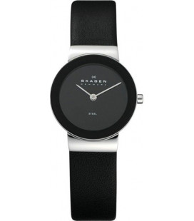 Skagen Freja Steel Mesh Watch 358SSLB