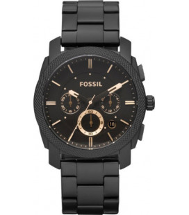 Fossil Machine FS4682 с хронографом